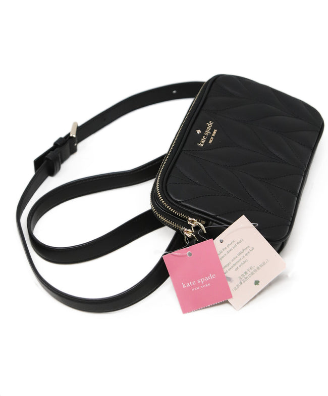 Kate Spade Black Leather Fannypack 2