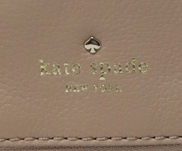 Kate Spade Neutral Beige Leather Crossbody 8