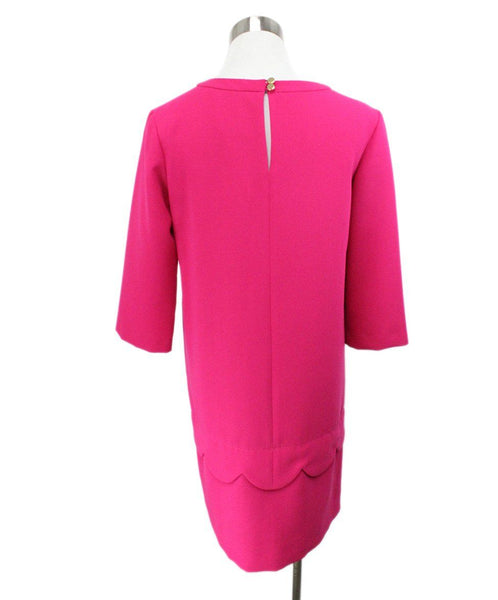 Kate Spade Fuchsia Polyester Dress 3
