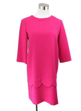 Kate Spade Fuchsia Polyester Dress 1