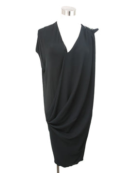 Lanvin Black Dress 1