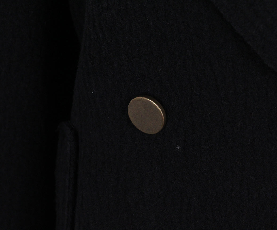 Lanvin Black Wool Jacket 5