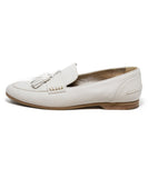Lanvin White Leather Loafers 2