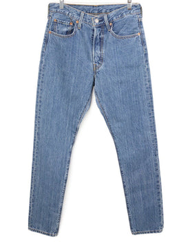 Levi Blue Denim Pants 1