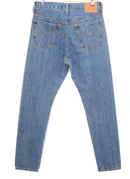 Levi Blue Denim Pants 2