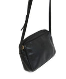 Longchamp Black Leather Crossbody 3