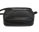 Longchamp Black Leather Crossbody 5