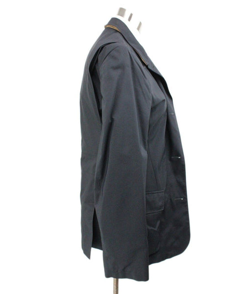 Loro Piana Black Jacket 2
