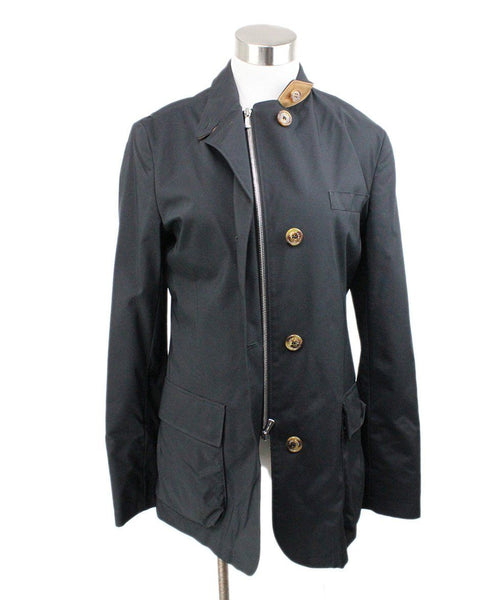 Loro Piana Black Jacket 1