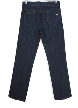 Loro Piana Blue Denim Pants 2