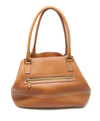Loro Piana Brown Leather Shoulder Handbag 3