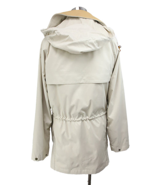 Loro Piana Neutral Beige Jacket with Removable Lining and Hood 3