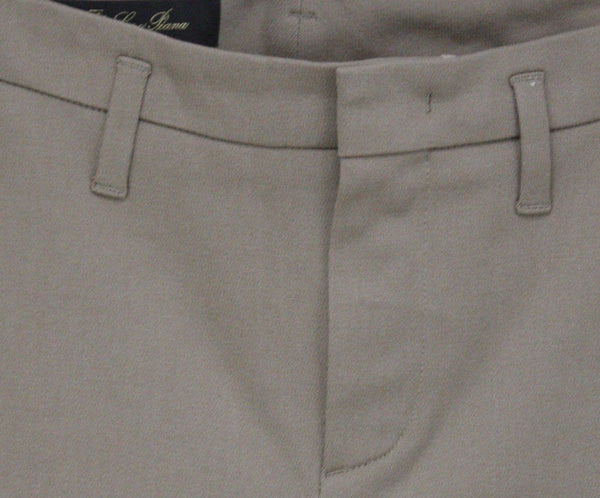 Loro Piana Neutral Tan Cotton Pants 4