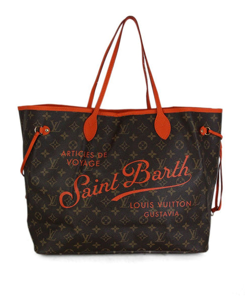 Louis Vuitton Article de voyage saint barth neverfull bag 1 6e4ee861edb20