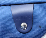 Louis Vuitton Escale Speedy Bandouliere 30 Blue and white 8