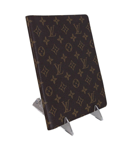 Louis Vuitton Brown Monogram Canvas Planner Cover 1
