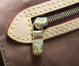 Louis Vuitton Brown Painted Monogram Speedy 40 Rocky Mazzilli London 8