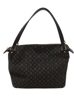 Louis Vuitton Brown Monogram Canvas Handbag