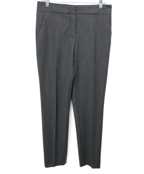 Louis Vuitton Grey Wool Pants 1