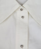 Louis Vuitton Ivory Cotton Top 6