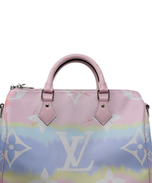 Louis Vuitton Escale Speedy Bandouliere 30 7