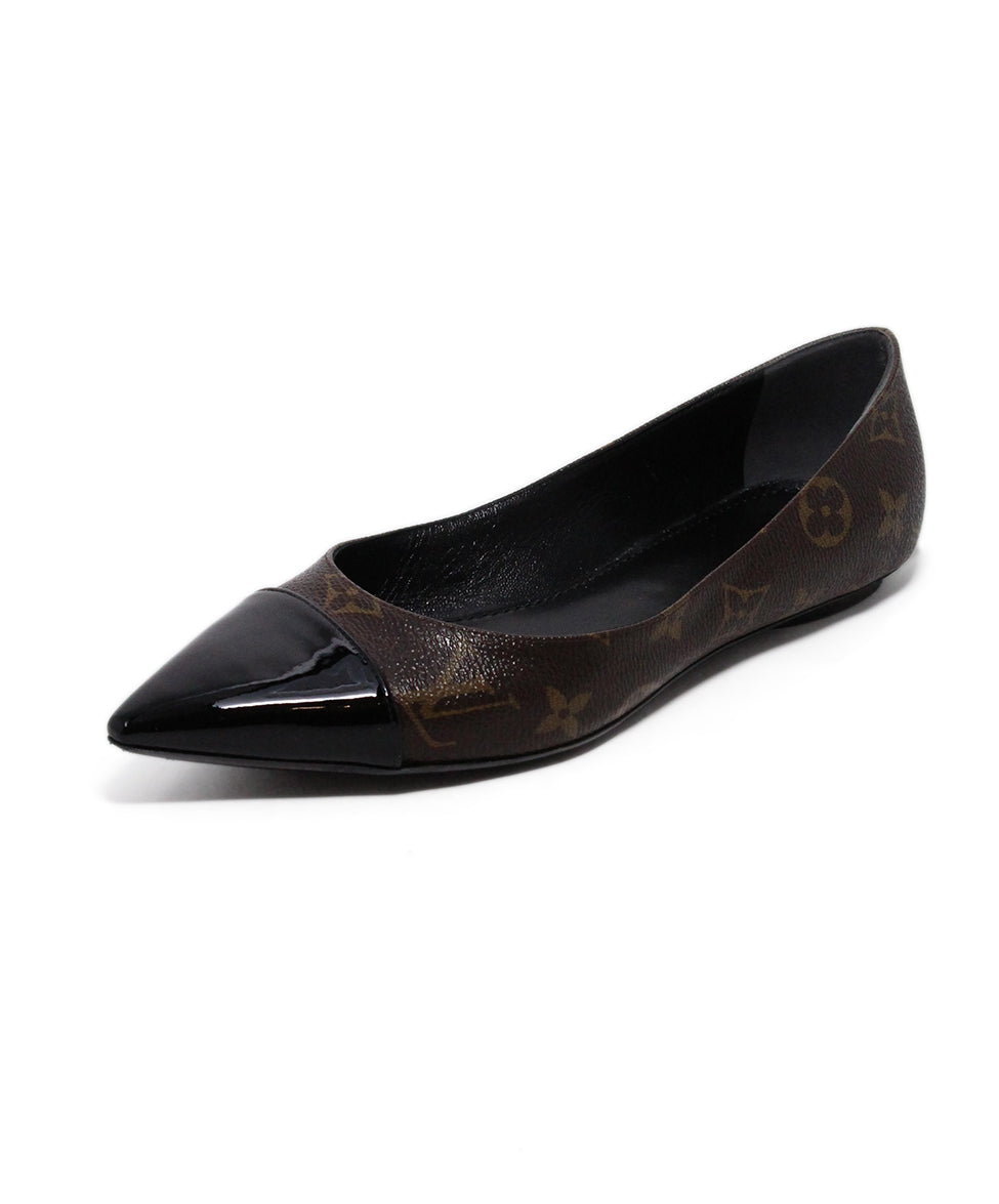 Louis Vuitton Monogram canvas Flats 1