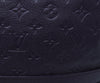 Louis Vuitton Purple Leather Handbag 9