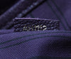 Louis Vuitton Purple Leather Handbag 7