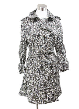 Louis Vuitton Animal Print Raincoat with Belt 1
