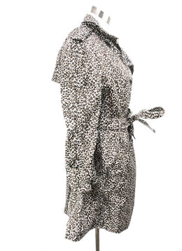 Louis Vuitton Animal Print Raincoat with Belt 2