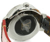 Louis Vuitton Red White Epi Leather Watch 3