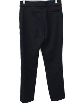 Louis Vuitton Black Wool Pants 1