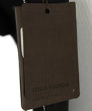 Louis Vuitton Black Wool Silver Studded Dress 5