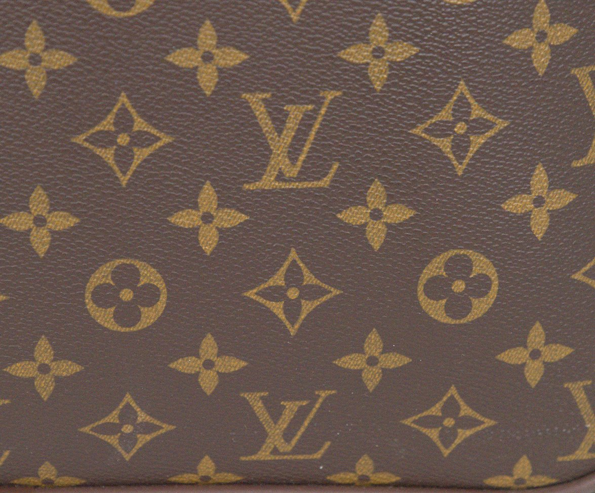 Louis Vuitton Brown Tan Monogram Canvas Travel Pegase Legere 55 Luggage 8