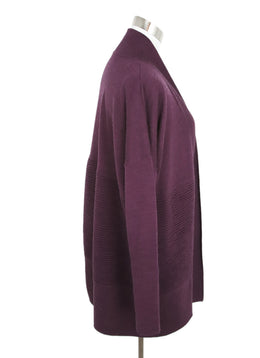 Lululemon Purple Cotton Sweater 2