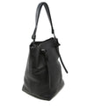 Maison Martin Margiela Line 11 Black Leather Tote Bag 2