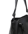 Maison Martin Margiela Line 11 Black Leather Tote Bag 10