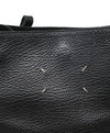 Maison Martin Margiela Line 11 Black Leather Tote Bag 11