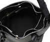 Maison Martin Margiela Line 11 Black Leather Tote Bag 6