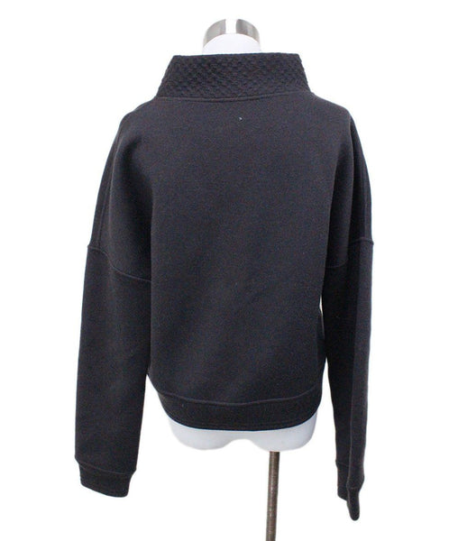 Manrico Brown Cashmere Sweater Sz 6