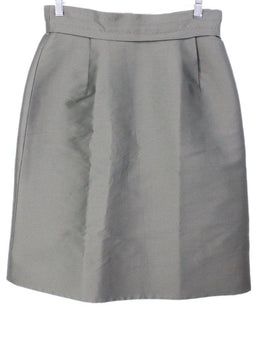 Marc Jacobs Olive Green Skirt 1