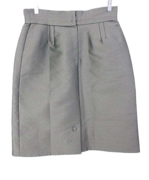 Marc Jacobs Olive Green Skirt 2