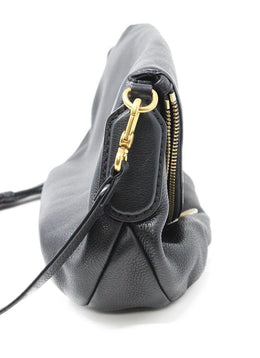 Marc Jacobs Black Leather Shoulderbag 1