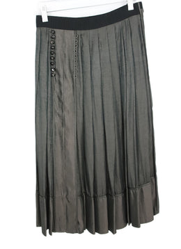 Marc Jacobs  Brown Pleated Skirt 1