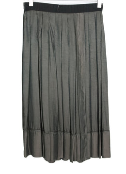 Marc Jacobs  Brown Pleated Skirt 2