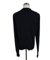 Marc Jacobs Blue Navy Cashmere Cardigan Sweater 3