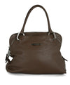 Marc Jacobs Neutral Taupe Leather Satchel Handbag 1