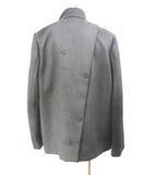Margiela Black Wool Polyamide Cashmere Jacket 3