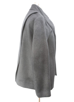 Margiela Black Wool Polyamide Cashmere Jacket 2