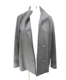 Margiela Black Wool Polyamide Cashmere Jacket 1